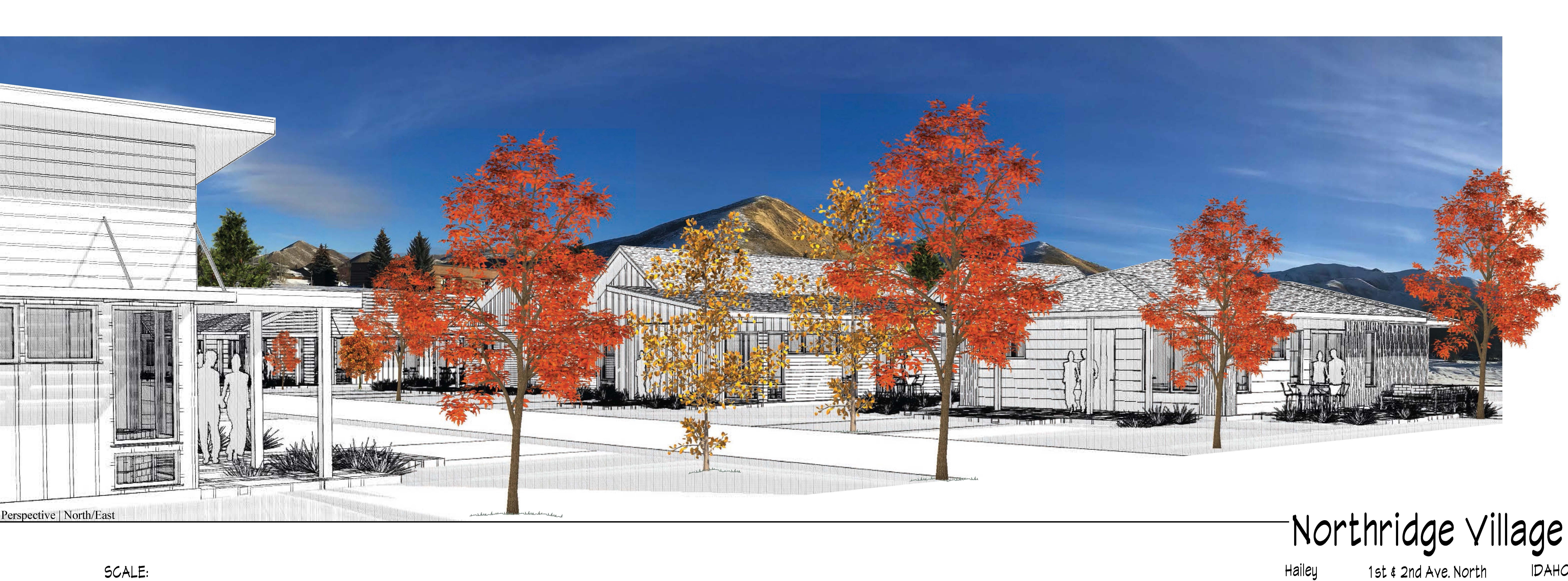 Concept Image Northridge Village
